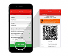 mobile Check-in-Air ASia